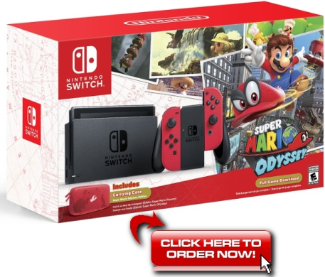 Nintendo Switch Order